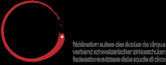 Logo de la FSEC - Fédération Suisse des Écoles de Cirque