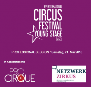 Professional Session (YoungStage 2016)
