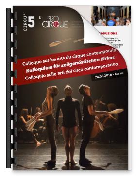 Kolloquium - Colloque - Colloquio 2016
